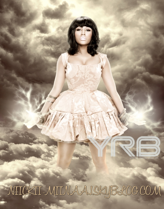 "NICKI MINAJ - Magazine "" YRB NEW """