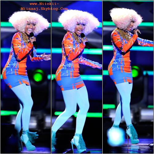 "NICKI MINAJ -  The USO Presents ""VH1 Divas Salute The Troops"""