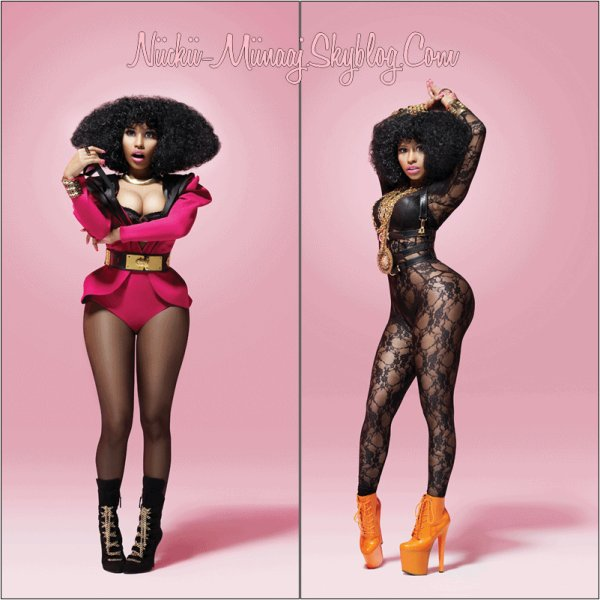 JAN 3 - PHOTOS< NICKI MINAJ-  Pink Friday