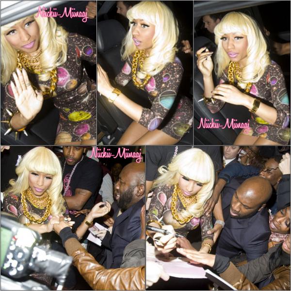 Nicki Minaj - LONDON