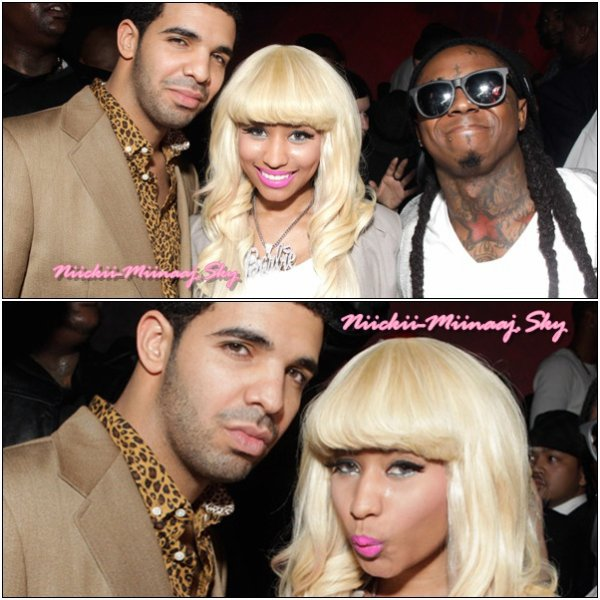 Nicki Minaj - NBPA All - Star Party
