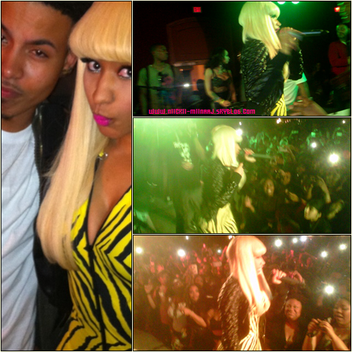 Nicki Minaj | CIAA Star Power Saturday