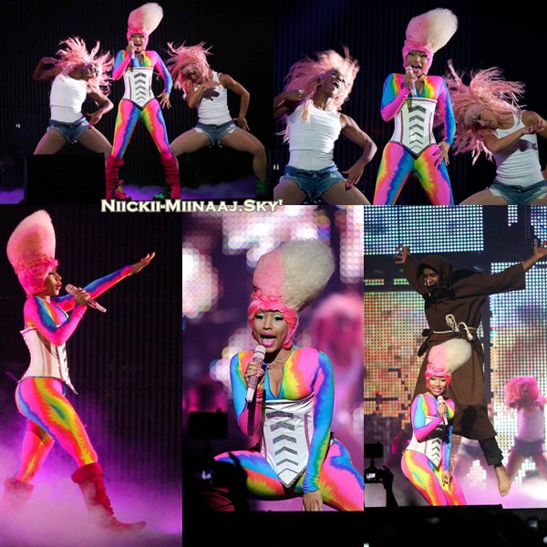 NICKI MINAJ > I AM MUSIC TOUR II- ST. LOUIS, MO                                                      10