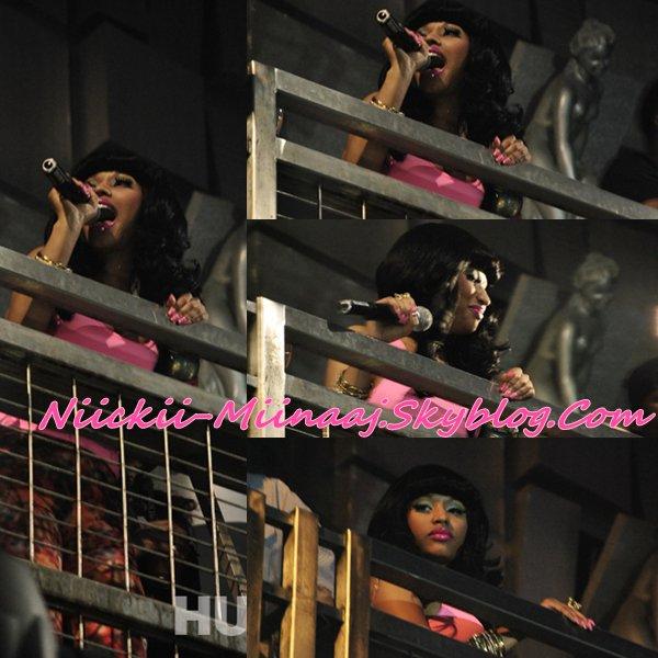 Nicki Minaj - AFTERPARTY NIGHTCLUB HUSH