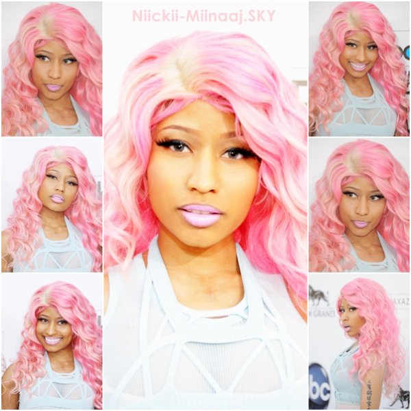 NICKI MINAJ  |  RED CARPET - The Billboard Awards