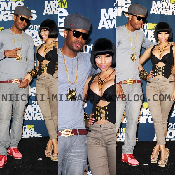 NICKI MINAJ | MTV MOVIE AWARDS