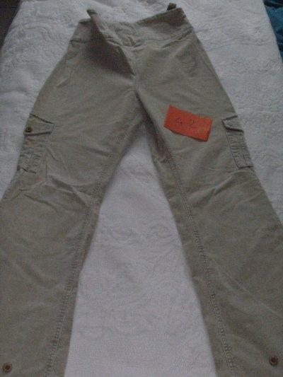 Pantalon; pantacourt de grossesse