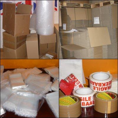 La protection, l'emballage et l'expédition de votre commande MINI