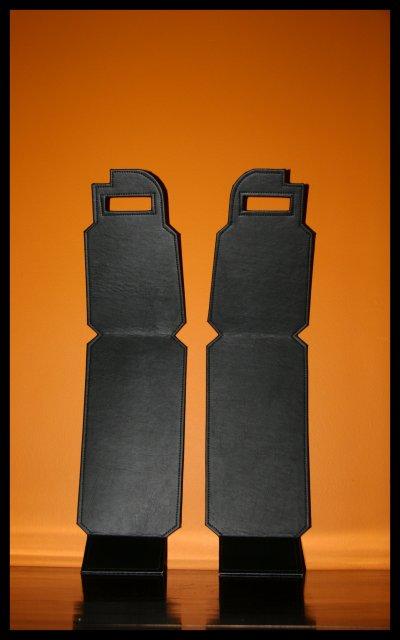 La paire de garniture de vide-poche arrières pour MINI de 1959 à 1970
