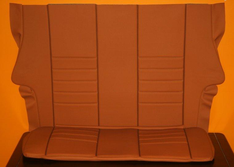 L'exposition de l'intérieur Tiramisu pour la MINI MPI de Benjamin - Première Partie