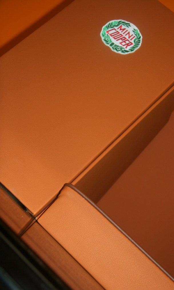 L'exposition de l'intérieur Tiramisu pour la MINI MPI de Benjamin - Seconde Partie