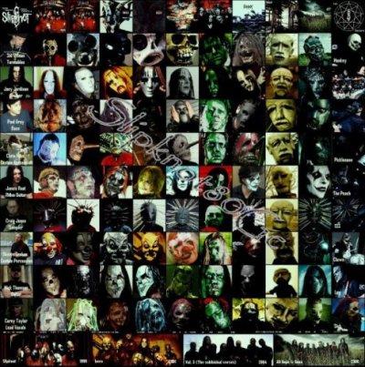 vaste gamme de Achat/Vente style distinctif Slipknot Evolution Des Masques - Blog de aha771