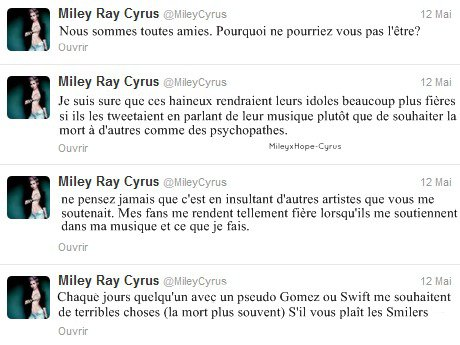 17 mai:  Miley a été photographié se rendant au studio d'enregistrement + The Maxim Hot Party & Miley coup de gueule sur Twitter !