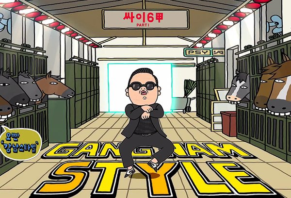 Psy / Gangnam Style (2012)