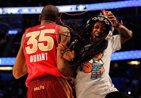 Lil Wayne Se Fais Remarquer