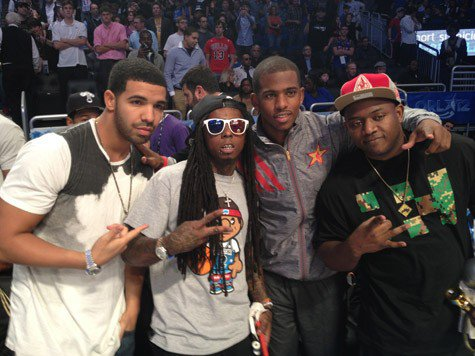Drake/ Lil Wayne All-Star