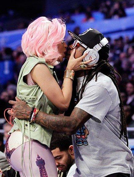 Nicki Minaj et Lil Wayne New Couple