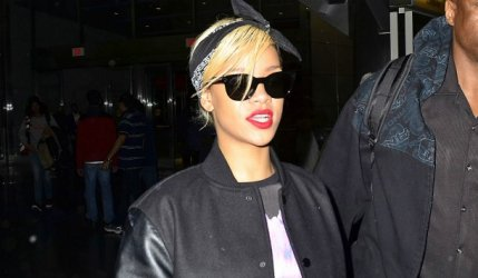 Rihanna : A La Gangsta ;)