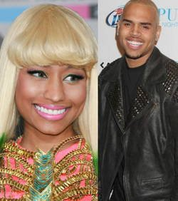 Nicki Minaj & Chris Brown : Right By My Side