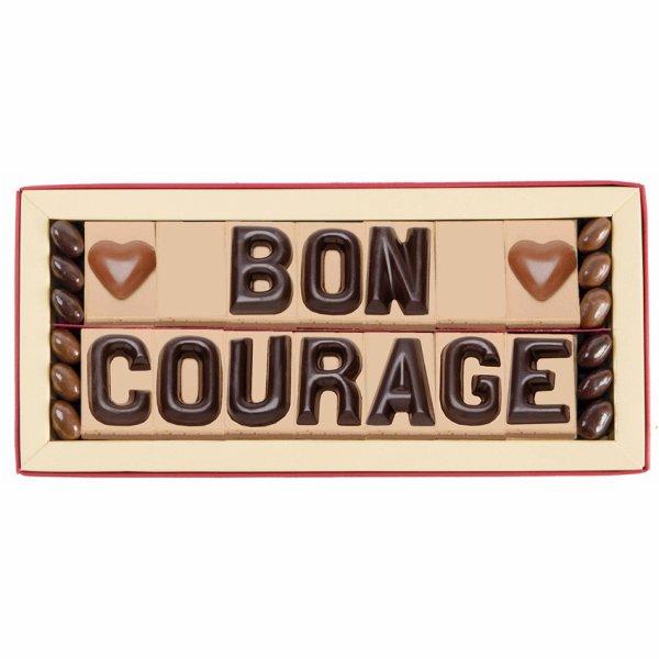 Bon courage....