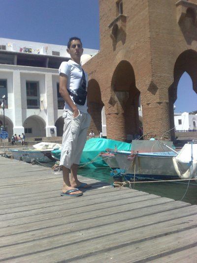 Sidi Fredj : Le paradis perdu -le port de sidi fradj-