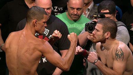 UFC ON FOX DIAZ VS MILLER