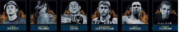12 ET 13 MAI 2012 EXPO EN ANGLETERRE MMA STAR DE L UFC
