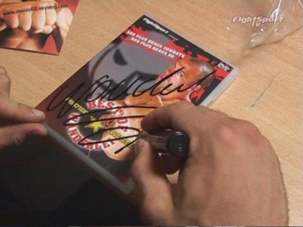 autographes et souvenirs