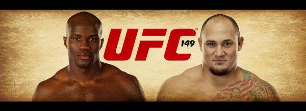 UFC 149 CHEICK KONGO LE FRANCAIS VS SHAWN JORDAN