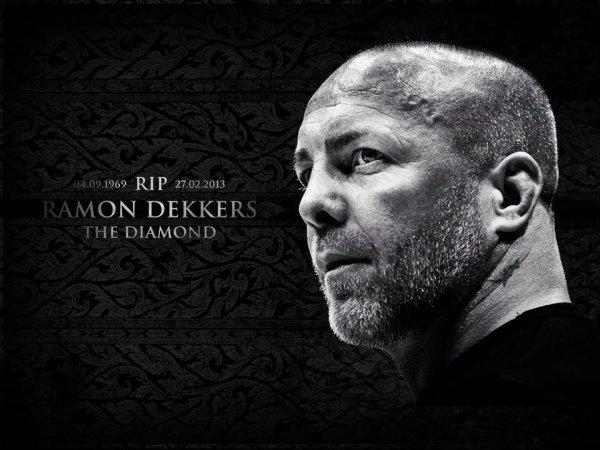 RIP RAMON THE DIAMOND DEKKERS