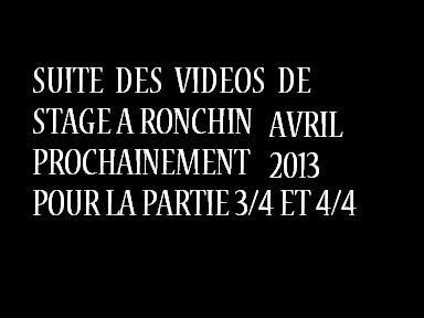 DERNIERS MONTAGE DAVIDZ62 STAGE A RONCHIN 2012 ET 2013 LA SUITE PROCHAINEMENT CONFERENCE DE PRESSE ...SURPRISES