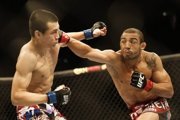 UFC 163 JOSE ALDO JUNIOR VS KOREAN ZOMBIE