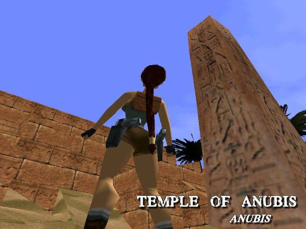 Temple of Anubis par Anubis
