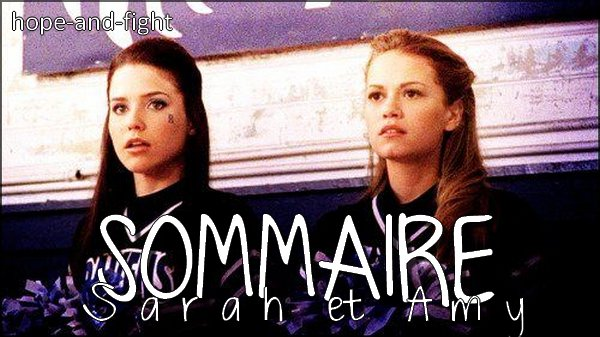 Sommaire ☮