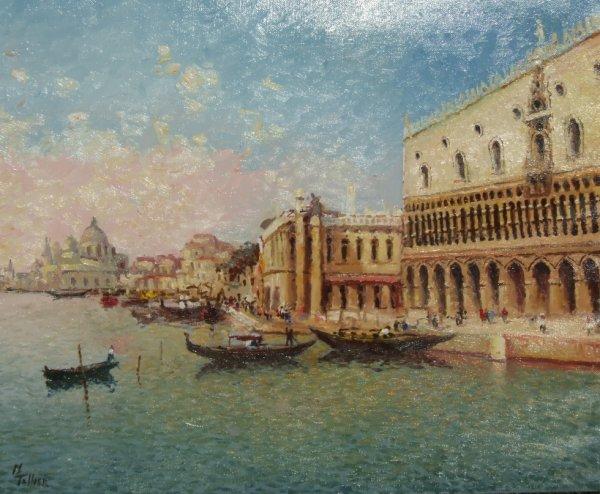 """""""Le Palais des Doges, Venise"""""""