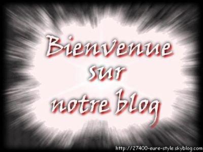 bienvenu sur notre blog!!!
