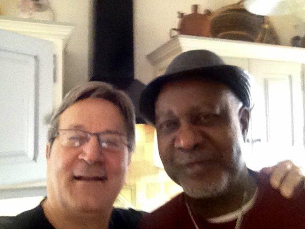 Avec mon ami John Ozila ( Medley tropical )