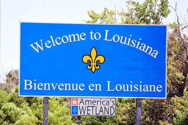 Vendredi 14 avril - Nos premiers pas en terre Louisianaise