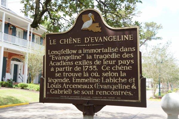 Mardi 18 avril - Lafayette/St Martinville/Houma