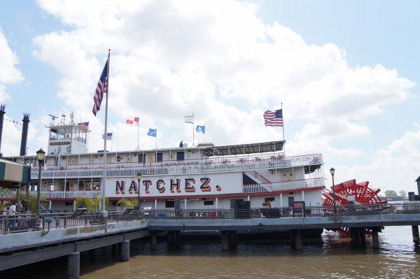 Jeudi 20 avril – Nouvelle Orléans