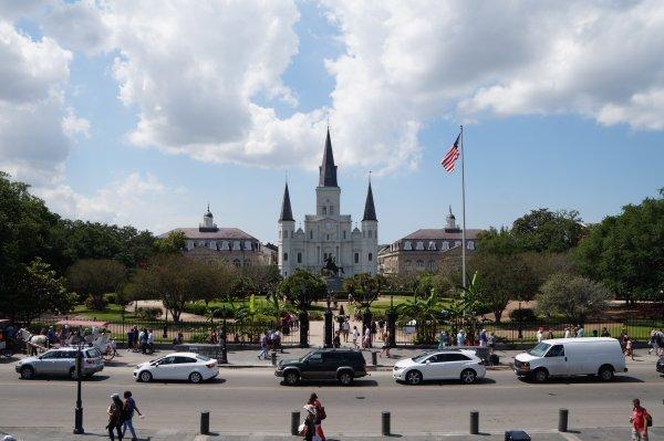 Samedi 22 avril - Nouvelle Orléans