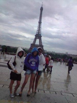 Au Paris, Paris