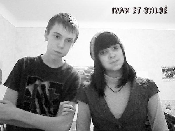 Moi et mon meilleur ami <3
