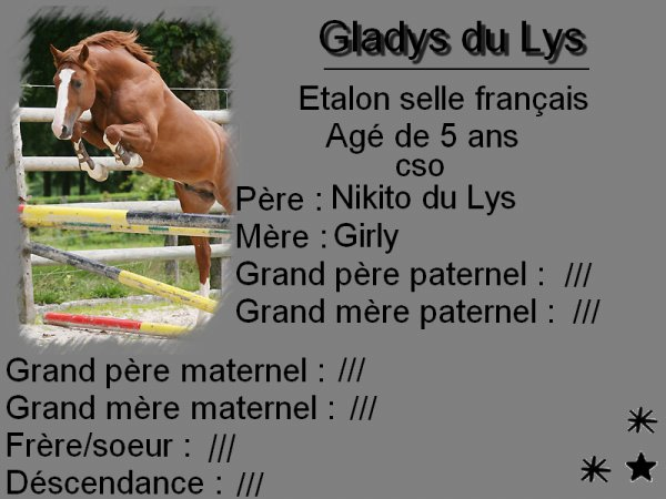 Gladys du Lys