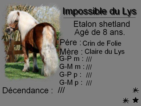 Impossible du Lys