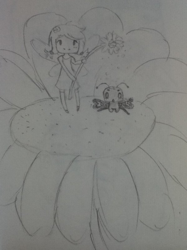 Petits dessins de moi ^_^