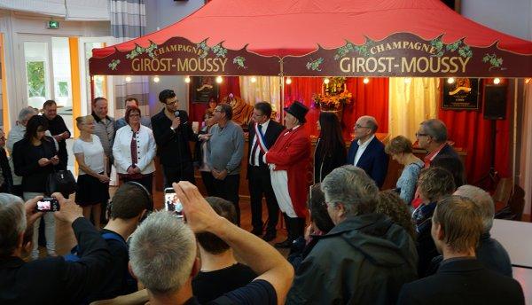 """de retour du Musée du Cirque de Nilvange où j'ai trouvé une équipe de personnes motivées par un projet """"LE CIRQUE"""""""