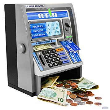 Buy Talking ATM Machine toy For Kids