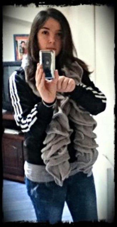 Moi en mode flou :)