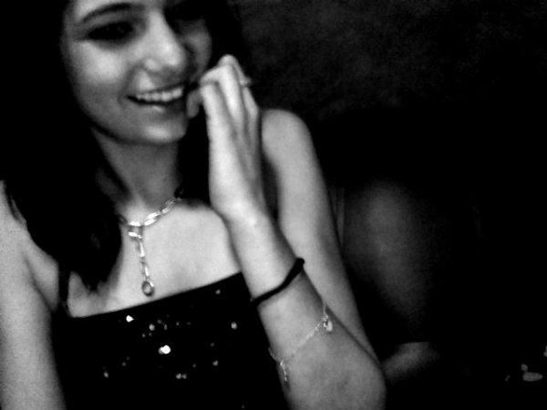- Mon sourire reste ma plus belle arme !!
